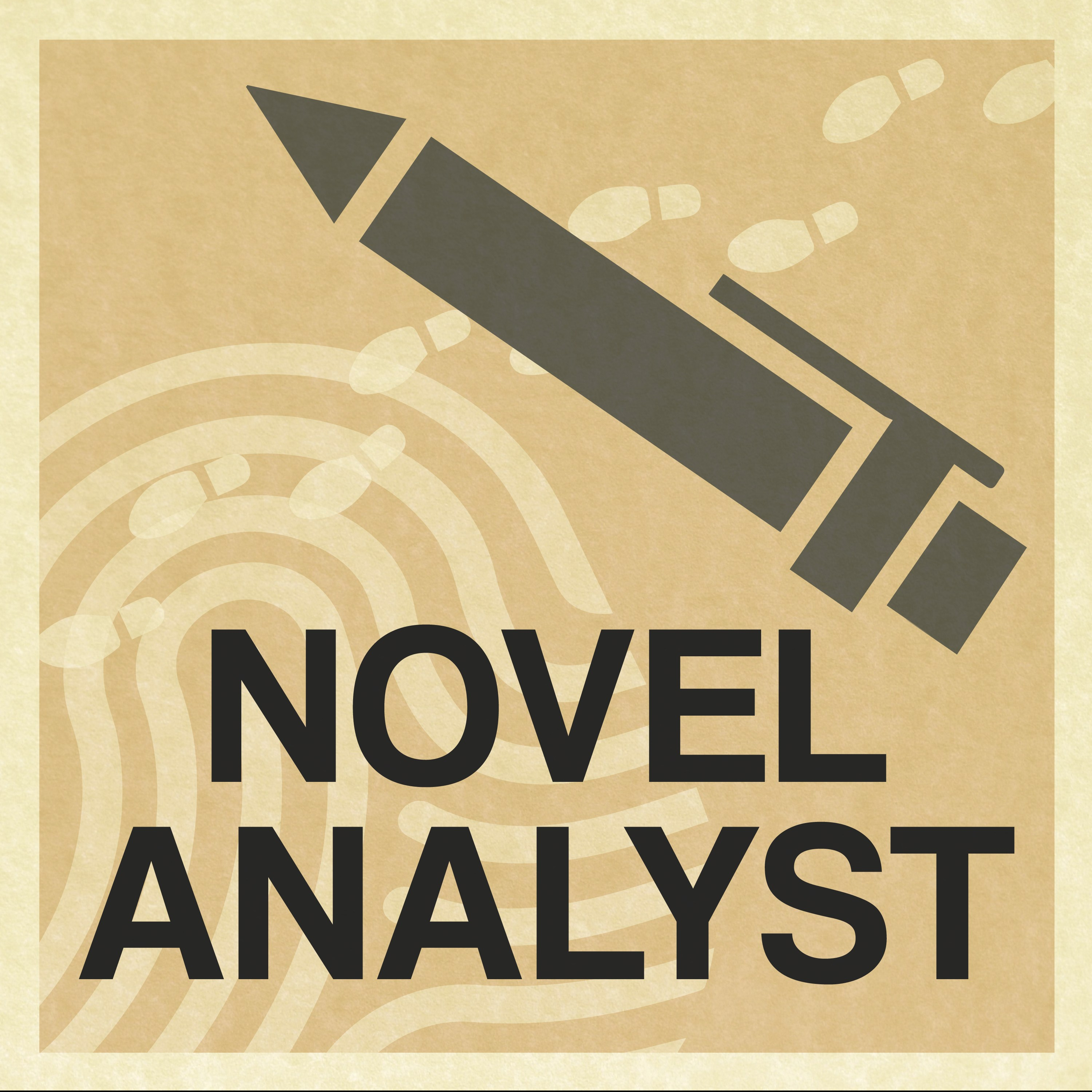 The Novel Analyst Podcast by Jed Herne